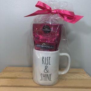 Rae Dunn Rise & Shine Mug Garibaldi Gift Bundle